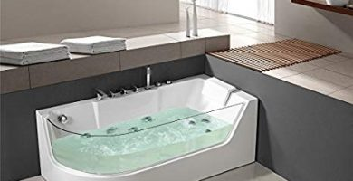 bañera hidromasaje amazon