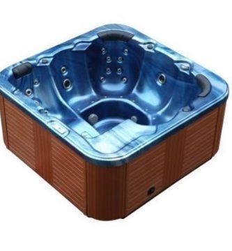 Outdoor Whirlpool Al Aire Libre Hot Tub Troja Spa