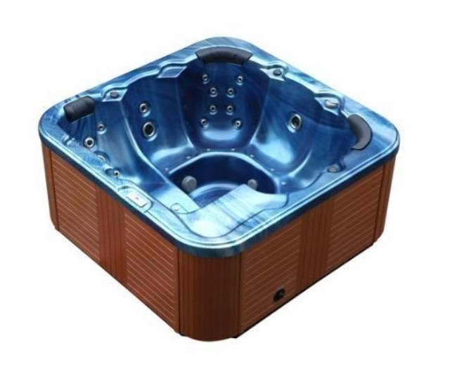 Outdoor Whirlpool Al Aire Libre Hot Tub Troja Spa